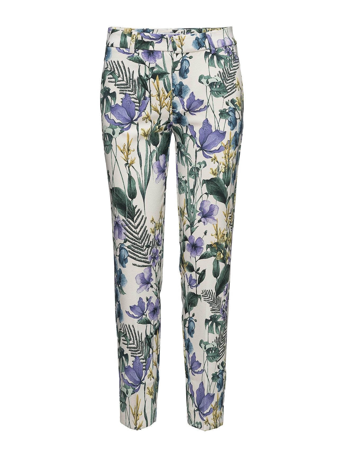 Straight Suit Trousers Mango Bukser til Kvinder i