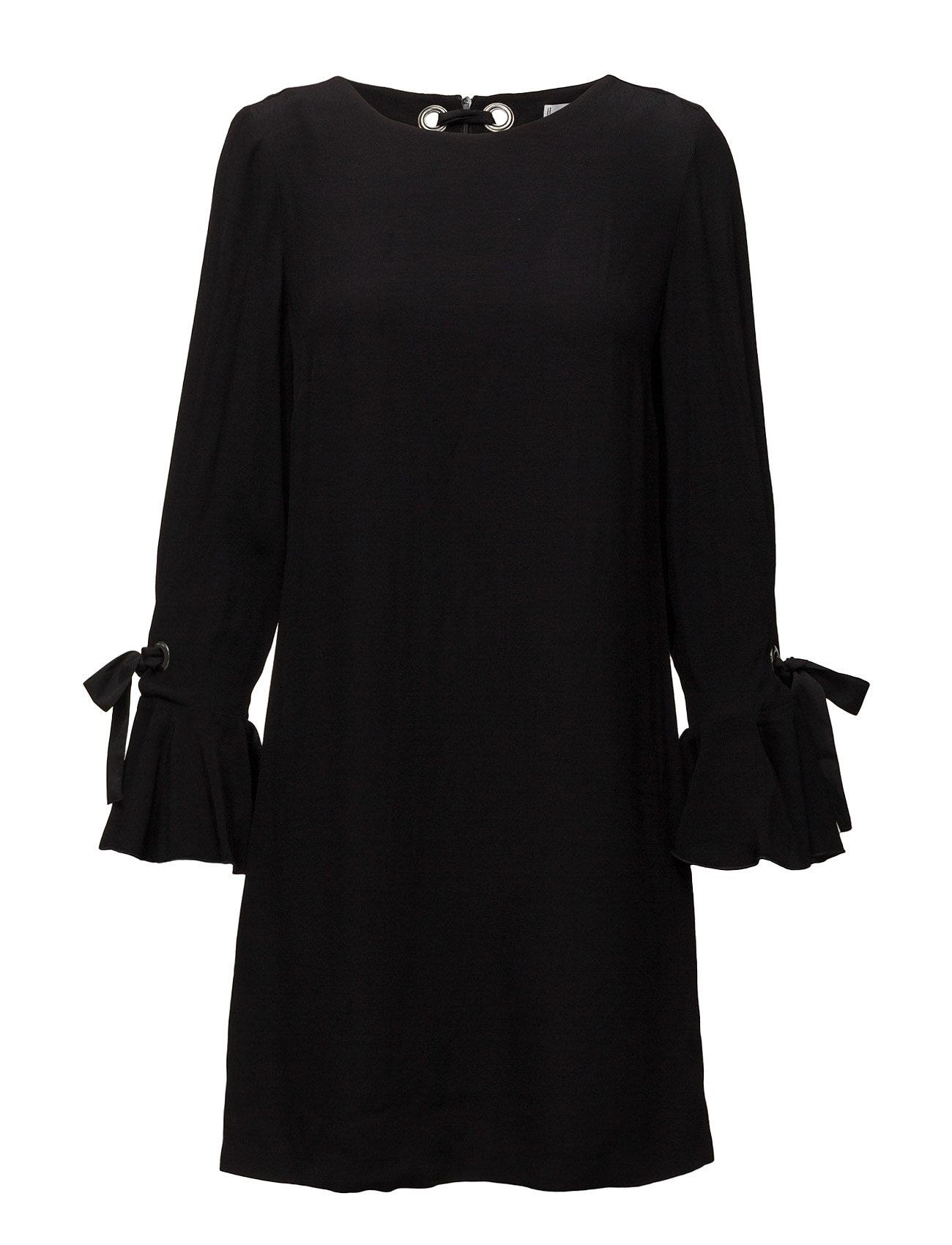 Bows Dress Mango Kjoler til Kvinder i Sort