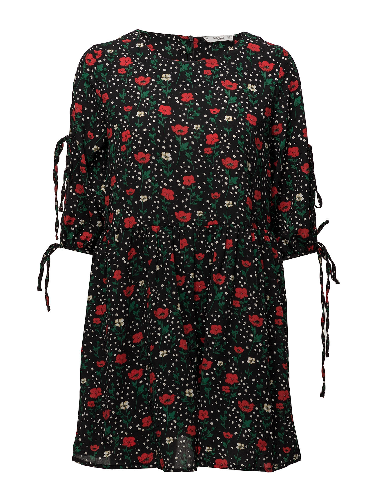 Printed Short Jumpsuit Mango Kjoler til Kvinder i