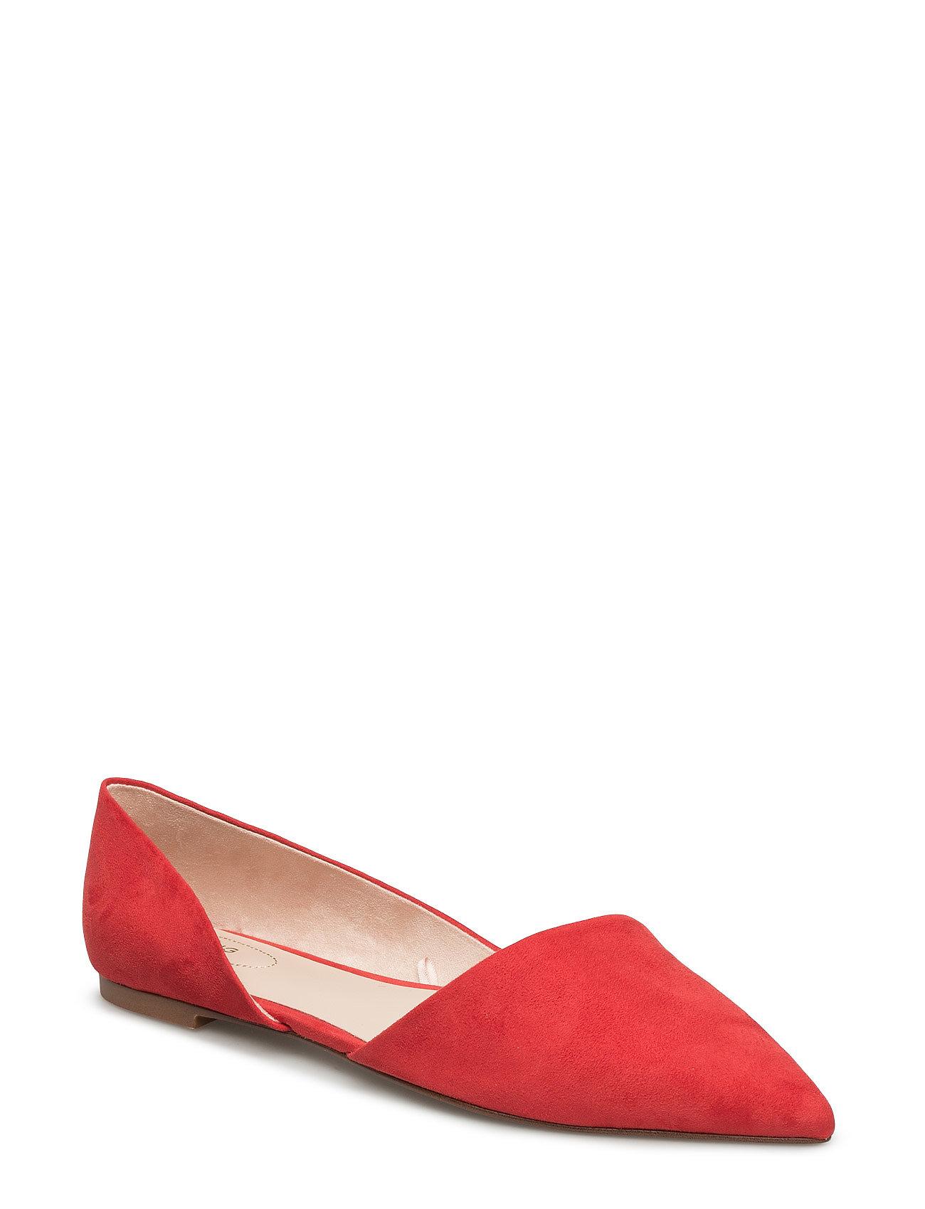Pointed Toe Flat Shoes Mango Flade sko til Damer i