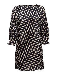 Mango - Polka-Dot Dress