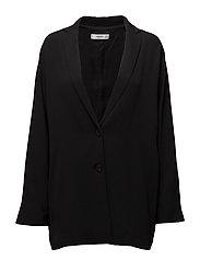 Oversize blazer - BLACK