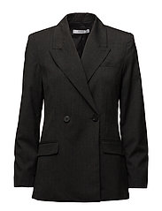 Masculine style blazer - GREY