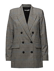 Prince of Wales blazer - GREY