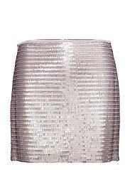 Sequin skirt - PINK