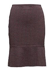 Mango - Check Design Skirt