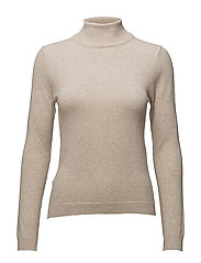 Turtleneck sweater - LT PASTEL GREY