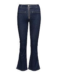 Jeans flare Wideleg - OPEN BLUE