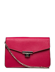Chain cross body bag - BRIGHT PINK