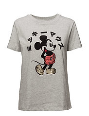 Mickey Mouse t-shirt - GREY