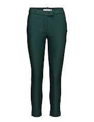 Mango - Crop Slim-Fit Trousers