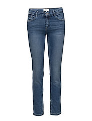 Straight Alice jeans - OPEN BLUE