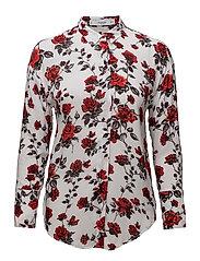 Printed shirt - GREY