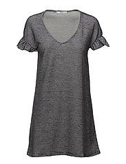 Textured Printed Dress thumbnail