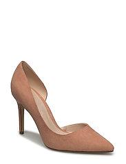 Stiletto shoes - LT-PASTEL ORANGE