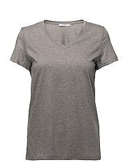 Mercerised t-shirt - GREY