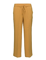 Jogging trousers - YELLOW