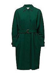 Belt flowy trench - GREEN