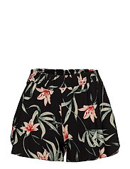 Printed shorts - BLACK