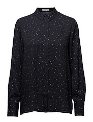 Printed shirt - NAVY