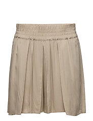 Flowy shorts - LIGHT BEIGE