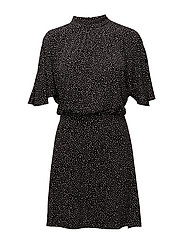 Mango - Ruched Detail Dress