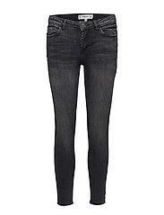 Crop skinny Isa jeans - OPEN GREY
