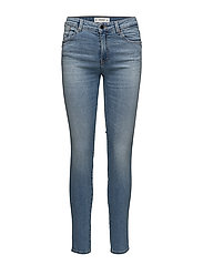 Push-up Uptwon jeans - OPEN BLUE