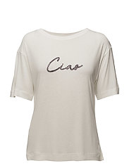 Ciao t-shirt - WHITE