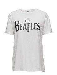 Beatles t-shirt - WHITE