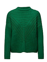 Oversize sweater - GREEN