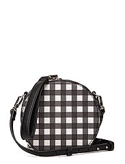 Printed mini bag - BLACK