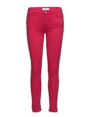 Skinny Nicole jeans - BRIGHT PINK