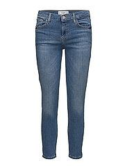 Cropped Skinny jeans - OPEN BLUE