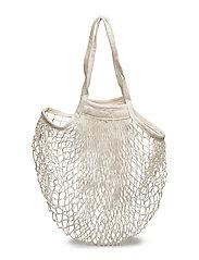 Net bag - LIGHT BEIGE