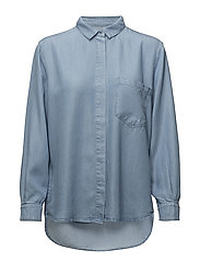 Denim shirt - OPEN BLUE