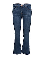 Flared Trumpet jeans - OPEN BLUE