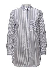 Mango - Striped Shirt