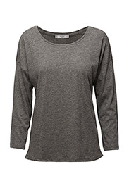 Long sleeve t-shirt - MEDIUM GREY