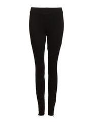 Biker leggings - Black