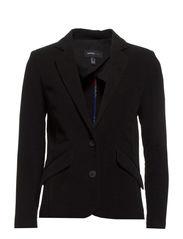 Corduroy blazer - Black