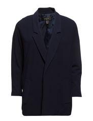 Dolman sleeve blazer - Navy
