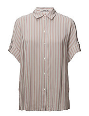Striped shirt - PINK