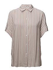 Striped shirt - PINK
