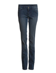 Straight-fit Christy jeans - Medium blue