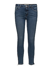 Crop skinny Isa jeans - OPEN BLUE