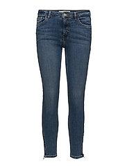 Crop skinny Isa jeans - OPEN BLUE