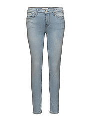 Olivia organic cotton skinny jeans - OPEN BLUE