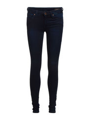 Skinny Elektra jeans - Medium blue