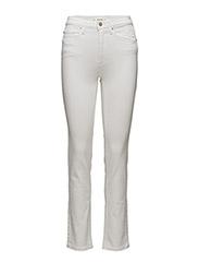 Straight jeans Anna - WHITE